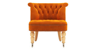 Helene Velvet Accent Chair Tangerine Orange Natural Solid Beech Accent Chair In Smokey Grey Wood And Upholstered Tangerine Lvet Stockport Manchester Gumtree Mid Century Modern Tweed Chair Traditional Warm Brown Upholstered Midcentury Walnut Cane With Side Tangerine Twist Burnt Orange Leather Cigar I Want Corinna Tate Ii Oulu Ding Pack Of 2 Putney Evita Chair Spaces Chairs Add Color Set The Fniture