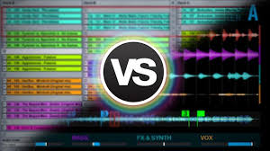Traktor Remix Decks Not In Sync by Traktor Stems Vs Ableton Live Live Performer Switch