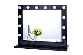 portable makeup with lighted mirror portable lighted makeup