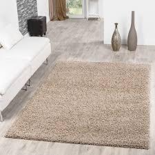 de t t design shaggy teppich hochflor langflor