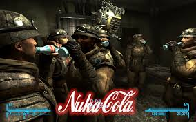 Nuka Cola Lamp Etsy by Fallout Nuka Cola Quantum Enclave Soldiers Video Games Wallpaper