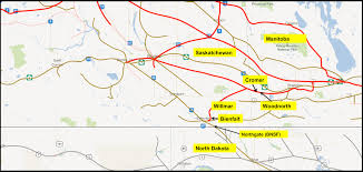 100 Black Hills Trucking Williston Nd Crude Loves RocknRail A Plethora Of Rail Terminals In