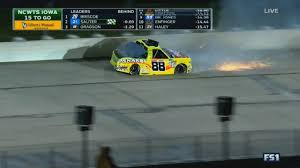 NASCAR Camping World Truck Series 2017. Iowa Speedway. Matt Crafton ... Iracing Nascar Trucks Daytona Camping World Truck Series 2017 Kansas Speedway Wendell Photos Maxpapiscom George Jr Hornaday White Crash 2012 Fms To Run Vegas Tribute On 44 Smd At Texas Nationwidetruck Series In Pummelvision Youtube Ultimate Racing Hot Rod Network Race Day Open Thread The Too Tough To Tame 200 Sbnationcom Wikiwand Caution Clock Twitter Happy Birthday 50time Jr Motsports Removes Team From Plans Kickin 2009 Mike Skinner Spins And Gets Hit By Tj Bell