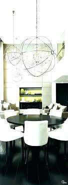 Impressive Design Modern Dining Room Lights Contemporary Lighting Chandeliers Beauteous Decor
