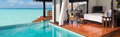 100 Anantara Kihavah Villas Villa In Maldives Sunset Overwater Pool At