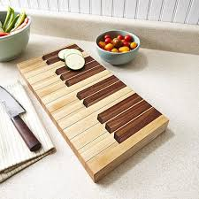 Small Wood Projects Plans by Keyboard Cutting Board Woodworking Plan From Wood Magazine End