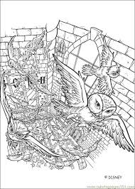 Harry Potter 5 Coloring Page