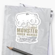 Monster Truck Maniac Smasher Collector