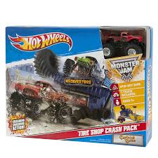 Amazon.com: Hot Wheels Monster Jam Tire Shop Crash Pack Captains ... Monster Truck Monster Trucks Crash Videos For Children Youtube Best Of Truck Grave Digger Jumps Crashes Accident Dont Miss Jam Triple Threat 2017 Pax East 2016 The Overwatch Monster Truck Got Into A Car 100 Lil Down On Farm Fox2nowcom Famous After Failed Backflip Craziest Collection Of And Tractor Backflips Chemical Reaction Mud Hard At Mega Jam Crush It Mode Pack On Ps4 Official