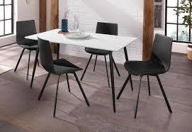 essgruppe dino 1 lucky mit esstisch breite 140 cm und 4 stühlen kaufen otto
