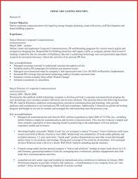 Sample Resume For Painter Objective In New Inspirational Objectives Elegant Summary Good Of