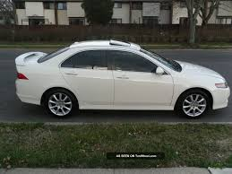 2007 Acura Tsx – pictures information and specs Auto Database
