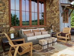Creative of Modern Rustic Outdoor Furniture Rustic Outdoor Patio