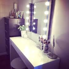 Hollywood Vanity Mirror Ikea Outstanding Bathroom Light Up Vanity