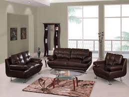 living room design ideas brown leather sofa interior design