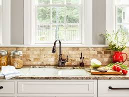Kitchen Countertops And Backsplash Pictures What Are The Best Backsplash Materials For Your Kitchen