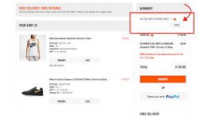 Nike Promo Code by Nike Voucher Codes Exclusive Offers And Promotions 2017
