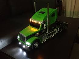 100 Knights Trucks Tamiya Custom Knight Hauler Knight Hauler RC Semi Cars