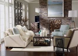Rustic Chic Living Room Designs