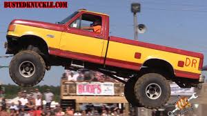 100 Truck Jumps REDNECK TRUCK JUMPS GONE WILD YouTube