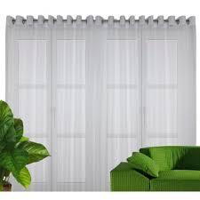 gardinen vorhänge transparent zum verlieben wayfair de