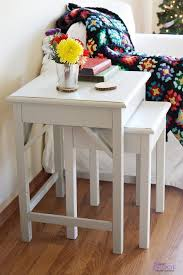 How To Build Wooden End Table by 31 Diy End Tables Diy Joy