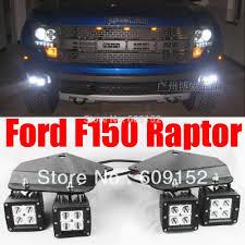 100 Running Lights For Trucks F150 Raptor Pickup Truck Auxiliary Headlights Off Road Driving Fog