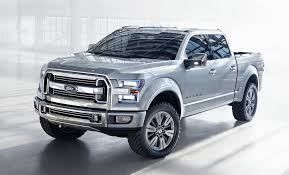 Ford Atlas Truck 2015 Interior