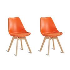 orange esszimmerstühle und weitere stühle günstig