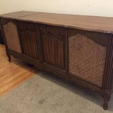 Vintage Record Cabinet Cool Design