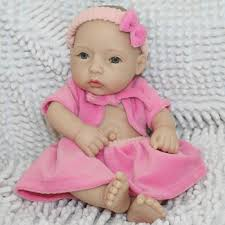 Wholesale Lifelike Newborn Baby Doll Full Silicone Body Fake