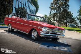 100 Classic Industries Chevy Truck 62 Nova Convertible A Decade Of Restoration