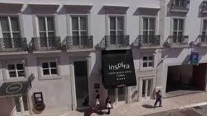 100 Inspira Santa Marta Hotel Lisbon Your Green In YouTube