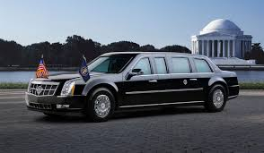 Taking a closer look at the President s Beast limo