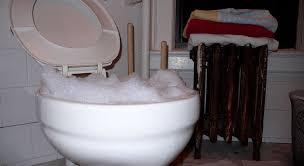 toilettes bouches que faire prix débouchage wc et canalisation