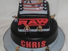 Wwe Cake Decorations Uk by Wwe Birthday Cake Ideas Meknun Com