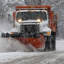 Over 50 Salt Trucks, Snow Plows Battle Winter Wallop In Akron