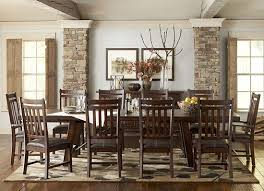 Havertys Rustic Dining Room Table by Dining Rooms Arden Ridge Trestle Table Dining Rooms Havertys