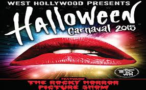 West Hollywood Halloween Carnaval 2015 by 2015 Sunset Plaza Hotel Blogs