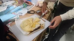 hygi鈩e cuisine アップルパイを作りました 名工大niewsの