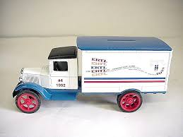 100 Ertl Trucks ERTL 1931 Hawkeye Motor Truck Bank ERTL 4 And 23 Similar Items
