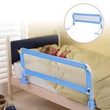 Side Crib Attached To Bed by Baby Bed Rails Ebay