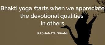 Radhanath Swami Bhakti Yoga