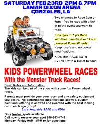 Cajun Monster Truck Nationals Gonzales, Louisiana – LAMAR DIXON ...