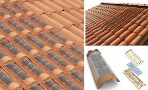 generate cheap green electricity from sunlight with solar roof