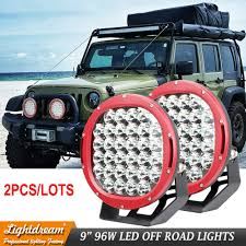 Best Seller Round Led Driving Lights 12V 24V LED Truck Lights 9inch ... Ledconcepts Colmorph Rgb Light Bar Halos Color Chaing Offroad 45w Led Work Light Truck Working For 4x4 Offroad Fancy Changes The Lights With Music 2pcs 18w Flood Square Offroad 4wd Driving 12 54w 3765 Lumens Super Bright Leds Truck Bed With Strips Diy Howto Youtube Combo 40w 4inch Driving Used Toyota Truck Strip Lights Underglow For Toyota Tacoma Ambother 4 Round 12led Trailer Brake Stop Turn Marker Tail Amazoncom Genuine Ford Fl3z13e754a Kit Rear Trucks Model 95