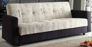 Klik Klak Sofa Bed Canada by 1508 Fabric Storage Klik Klak Sofa Bed With Arms U2013 Mysleep