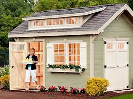 Amish Built Storage Sheds Ohio by Craftsman Style Sheds By Weaver Barns Distributed By Amish Buildings