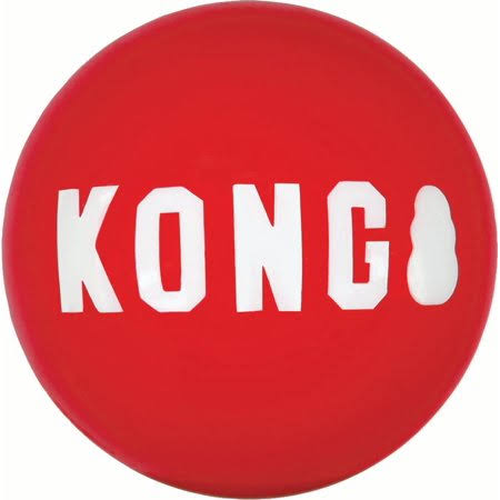 Kong - Signature Balls - Medium - 2 Pk