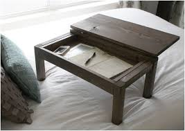 Padded Lap Desk With Light by Top 10 Leisurely Diy Lap Desks Top Inspired